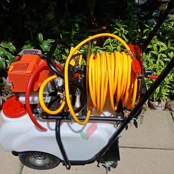 50 Liter Trolley System Power Spray Machine